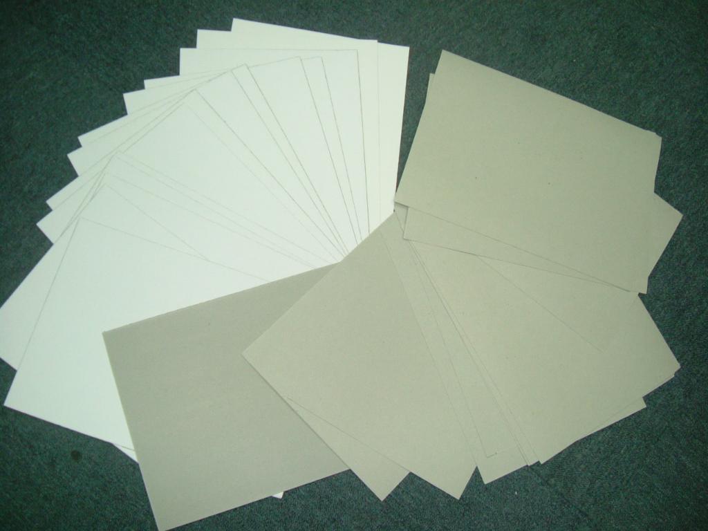 Lựa chọn loại giấy phổ biến để in biểu mẫu