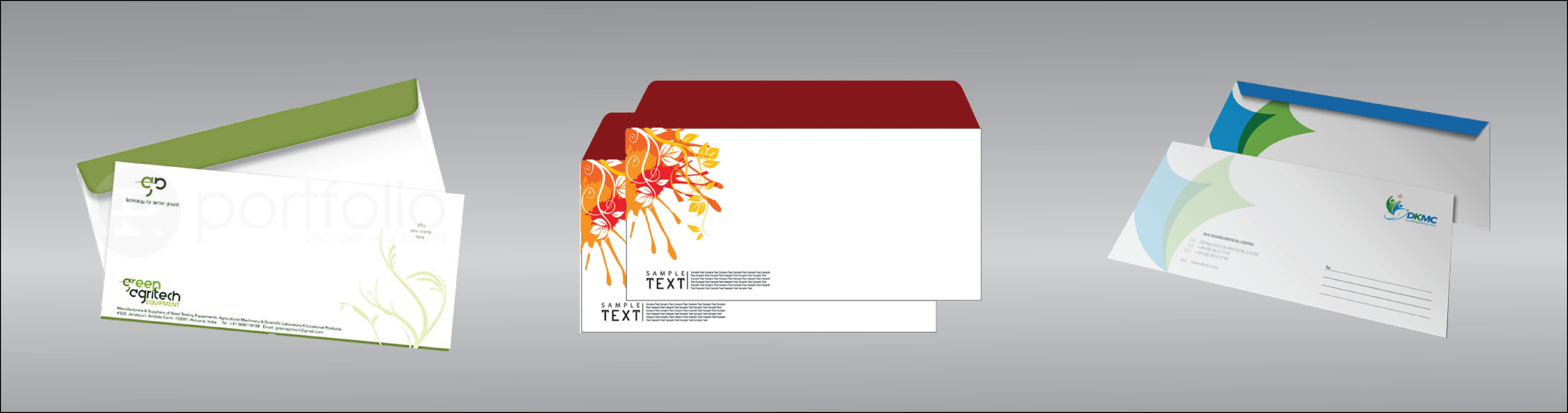 thiết kế in ấn bao thư
