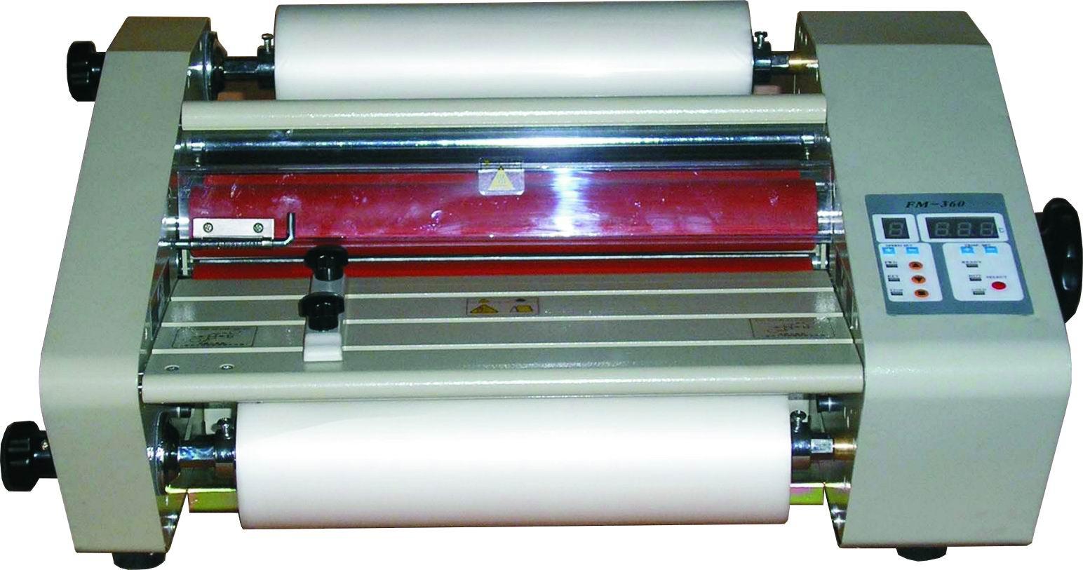 máy cán màng in túi giấy