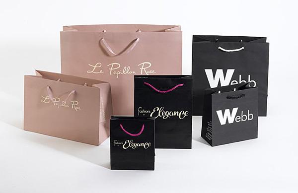In ấn túi giấy cho shop thời trang