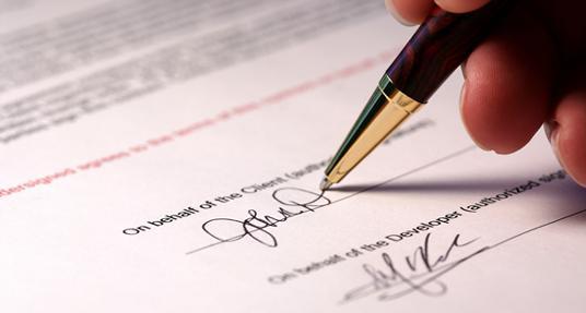 Tại sao phải làm hợp đồng ký kết in bao bì giấy?