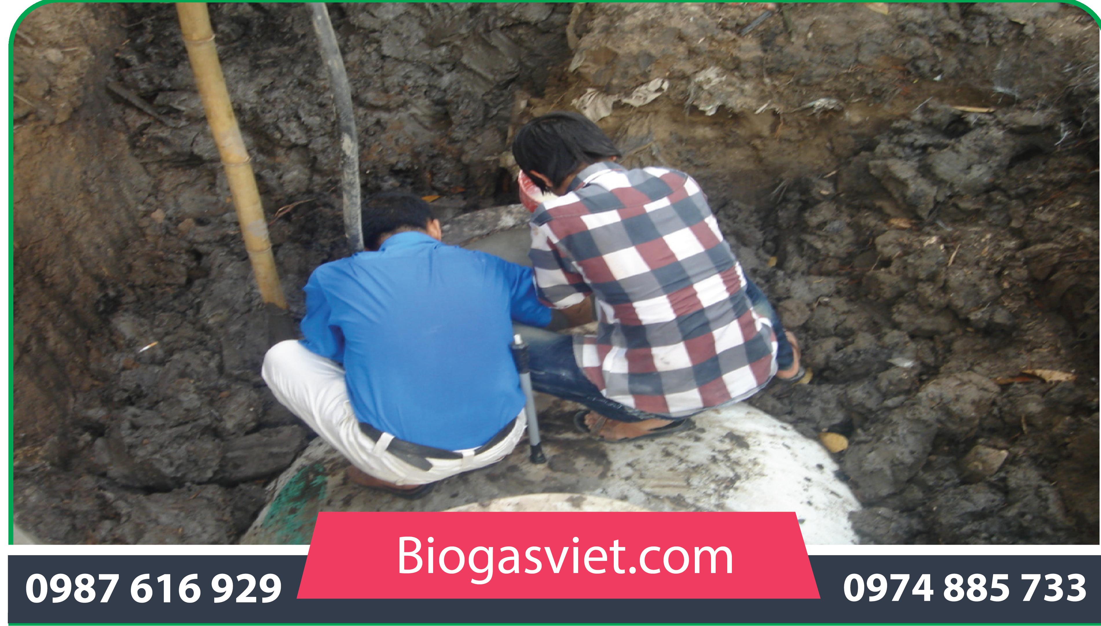 Đầu tư lắp đặt hầm biogas composite đã mang lại những lợi ích gì?