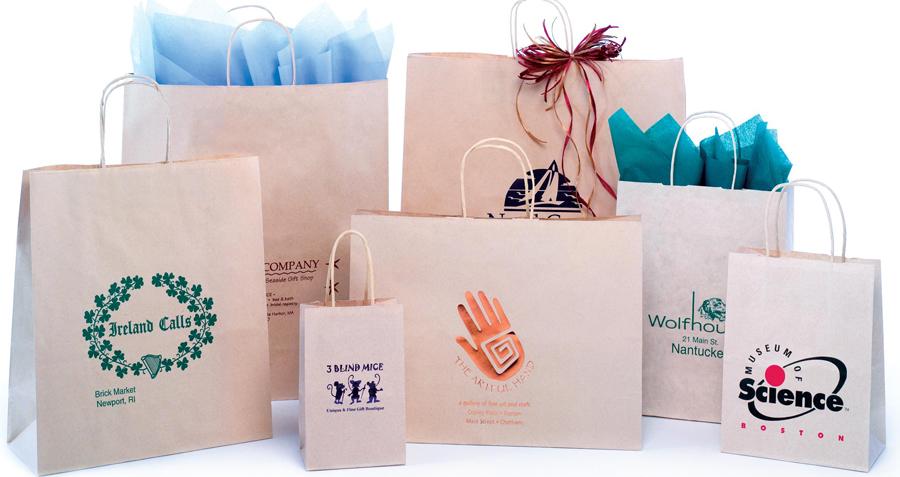 Thiết kế túi giấy mua sắm thu hút khách hàng