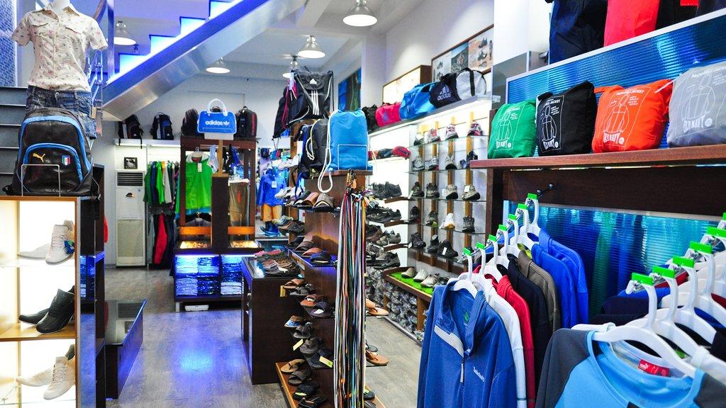 Các bước mở cửa hàng kinh doanh dụng cụ thể thao
