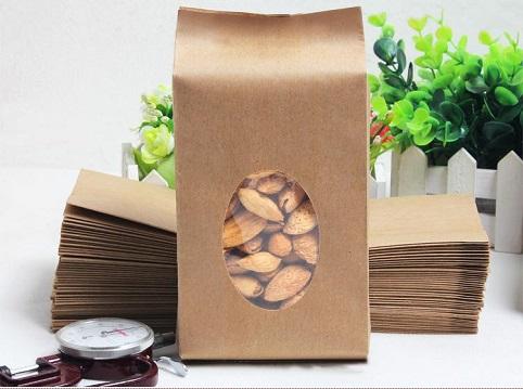 In túi giấy đựng ngũ cốc với nhiều mẫu mã khác nhau