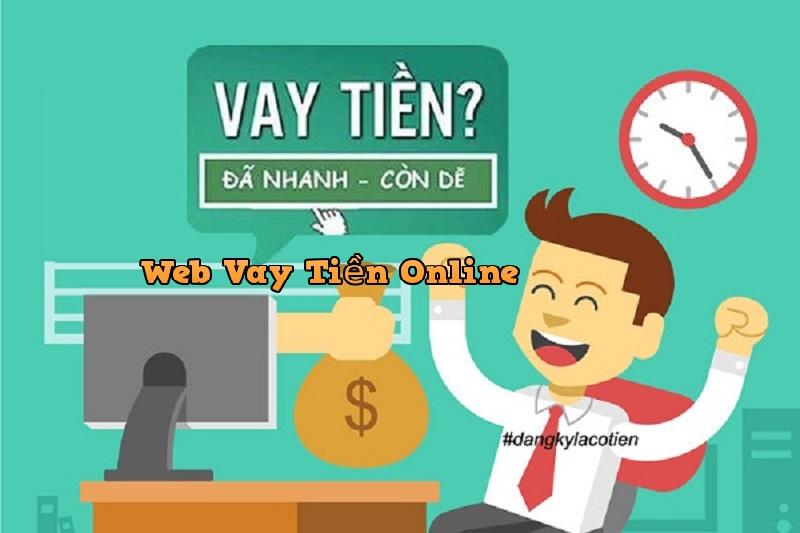vay tiền nhanh online